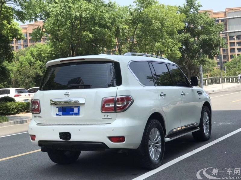 日产途乐 [进口] 2018款 5.6L 自动 四驱 标准版