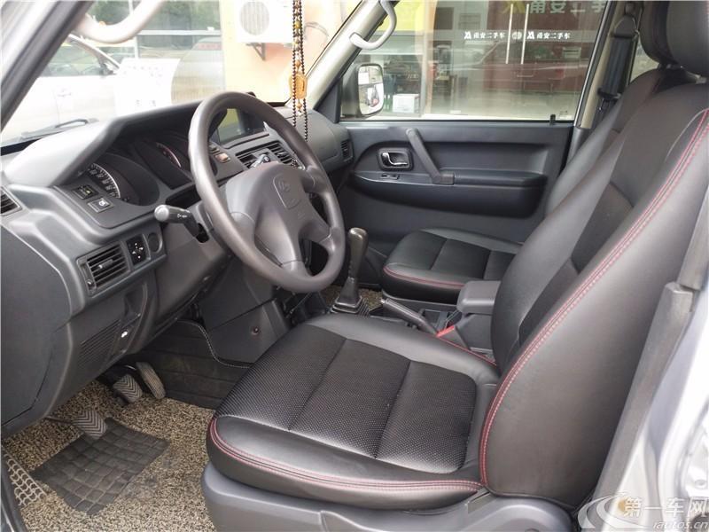 长丰猎豹CS6 2010款 2.4L 手动 四驱 舒适型 (国Ⅳ)