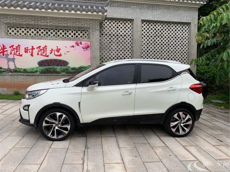 比亚迪元 2016款 1.5L 自动 豪雅型 (国Ⅴ)