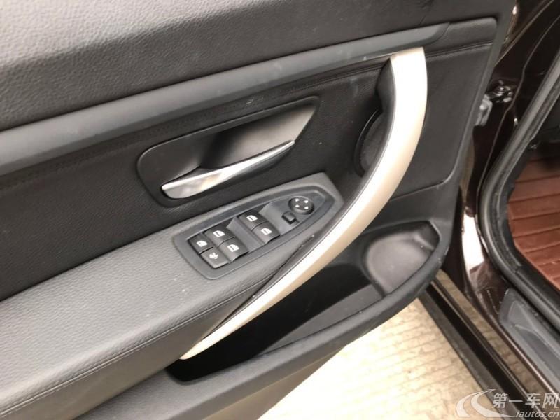 宝马3系 320i [进口] 2014款 2.0T 自动 汽油 运动设计套装