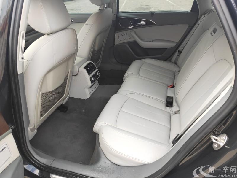 奥迪A6L 30FSI 2014款 2.5L 自动 舒适型 (国Ⅳ)