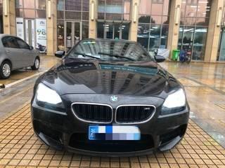 宝马M6 Gran-Coupe 4.4T 自动