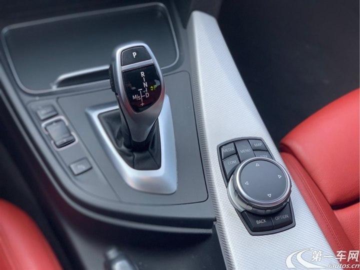 宝马3系 320i 2017款 2.0T 自动 汽油 M运动型 (国Ⅴ)