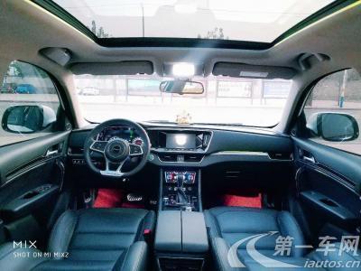 众泰T600 Coupe 2017款 1.5T 自动 豪华型 (国Ⅴ)