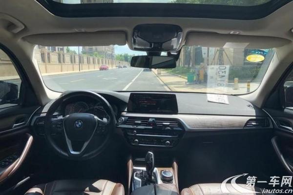 宝马5系 530Le 2017款 2.0T 自动 油电混合 (国Ⅴ)