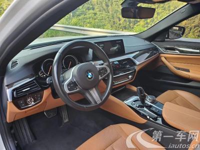 宝马530Li 2018款 2.0T 自动 汽油 尊享型豪华套装 (国Ⅴ)