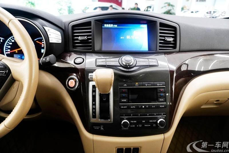 日产贵士 [进口] 2015款 3.5L 自动 7座 SL