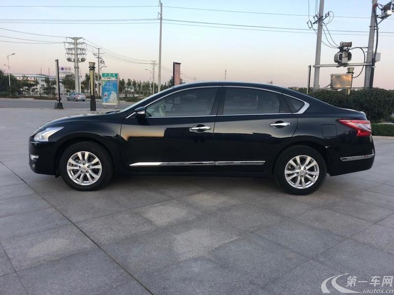 日产天籁 2016款 2.5L 自动 XV-VIP旗舰版 (国Ⅴ)