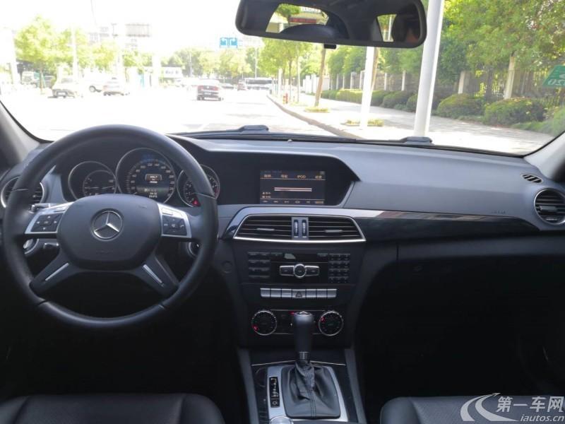 奔驰C180 2013款 1.8T 自动 经典型Grand Edition (国Ⅳ)