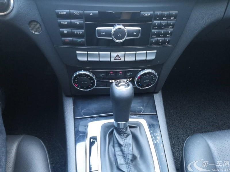 奔驰C级 C180 2013款 1.8T 自动 经典型Grand Edition (国Ⅳ)