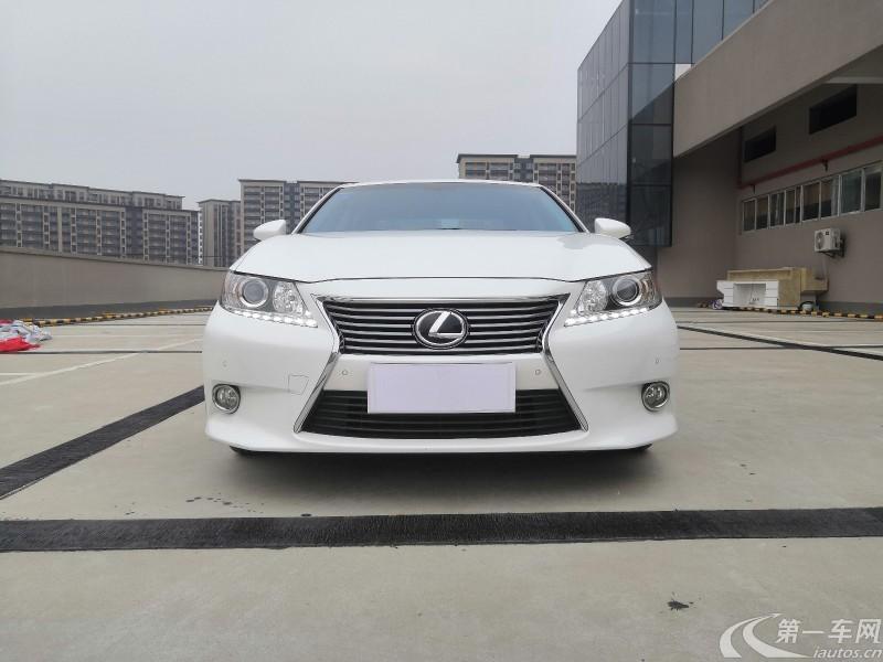 雷克萨斯ES 250 [进口] 2013款 2.5L 自动 精英版