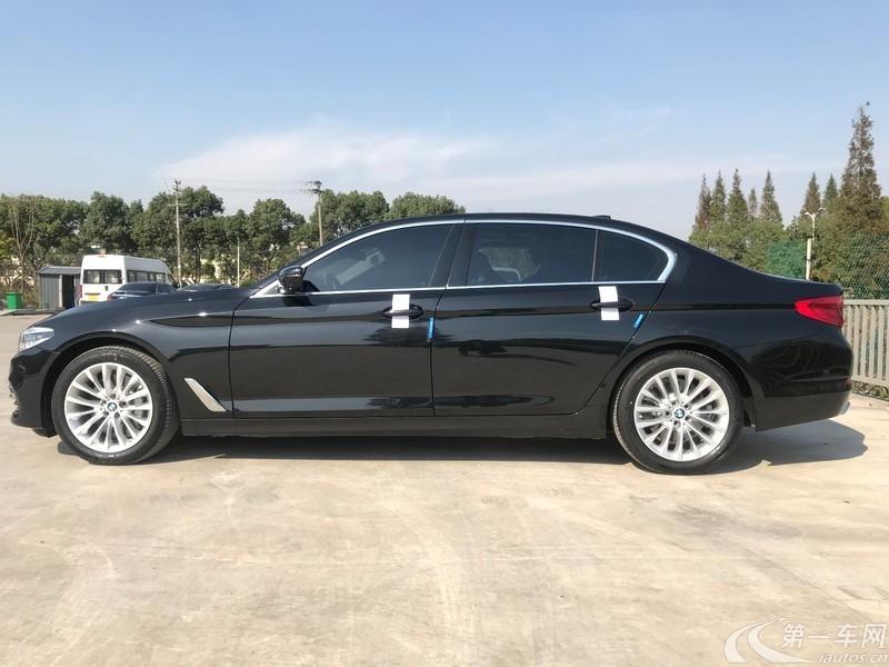 宝马5系 530Li 2019款 2.0T 自动 汽油 尊享型M运动套装 (国Ⅴ)