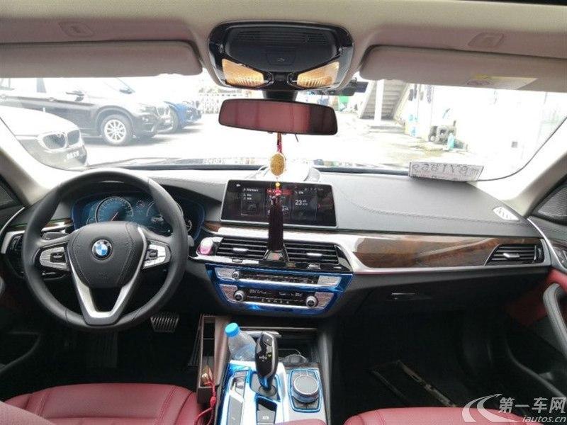 宝马5系 528Li 2018款 2.0T 自动 汽油 上市特别版 (国Ⅴ)