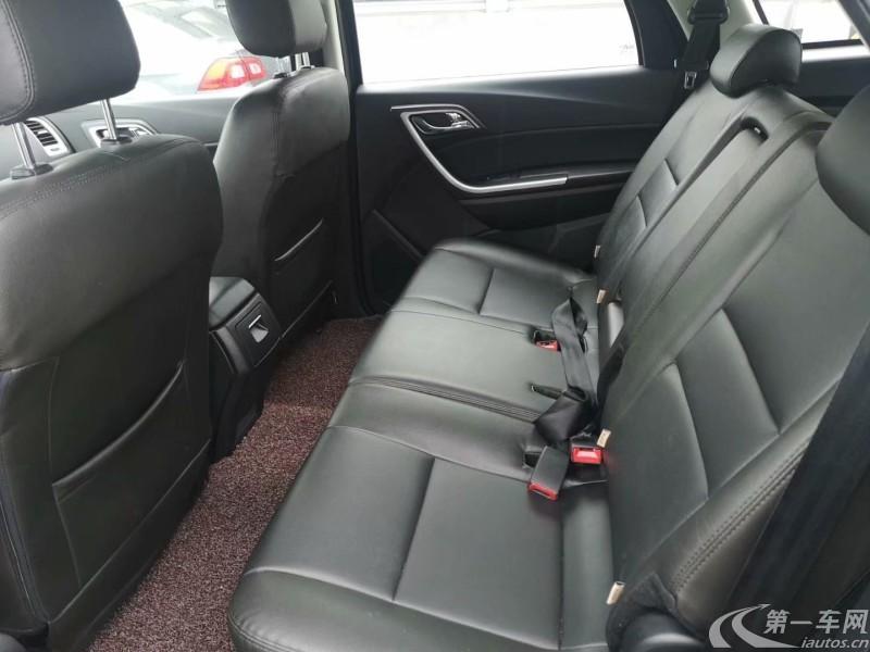 江铃S350 2013款 2.4T 自动 后驱 豪华版 (国Ⅳ)