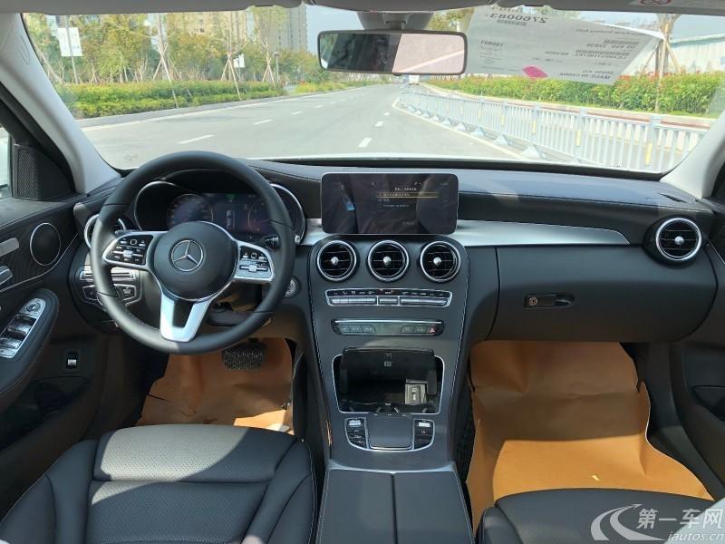 奔驰C级 C260L 2019款 1.5T 自动 4MATIC (国Ⅵ)