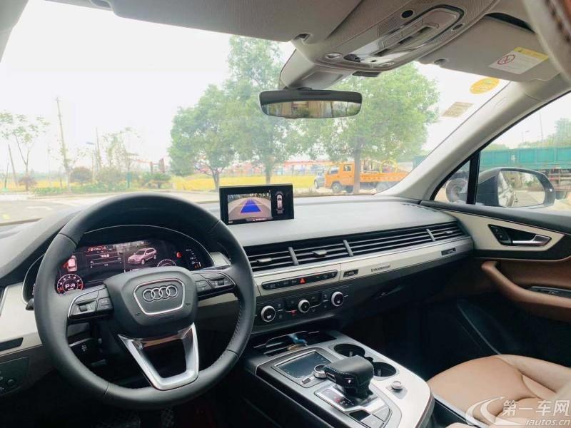奥迪Q7 40 [进口] 2018款 2.0T 自动 S-Line运动型