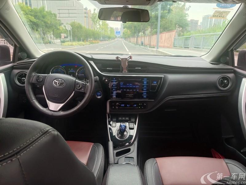 丰田卡罗拉 2018款 1.8L 自动 智尚版 (国Ⅴ)
