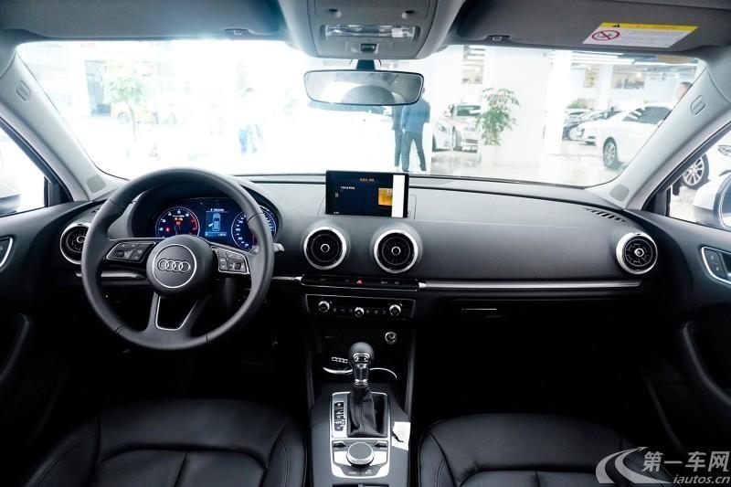 奥迪A3 35TFSI 2019款 1.4T 自动 汽油 风尚型Sportback (国Ⅴ)