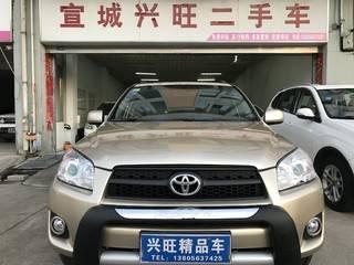 丰田RAV4 2.0L 自动 豪华型