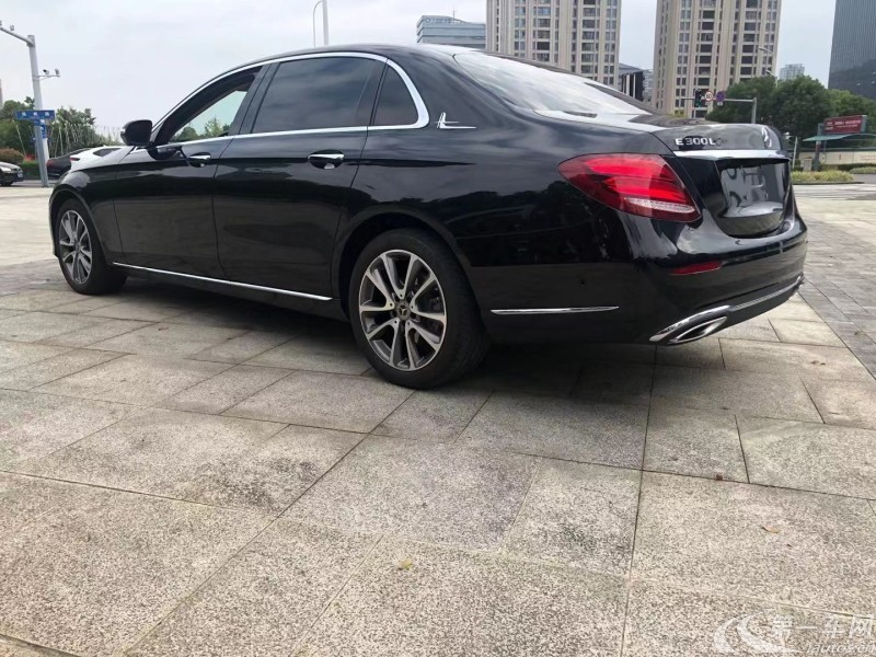 奔驰E级 E300L 2018款 2.0T 自动 汽油 豪华型 (国Ⅴ)