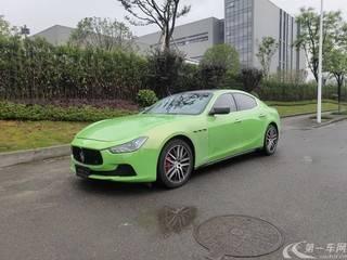 玛莎拉蒂Coupe 4.2L 自动