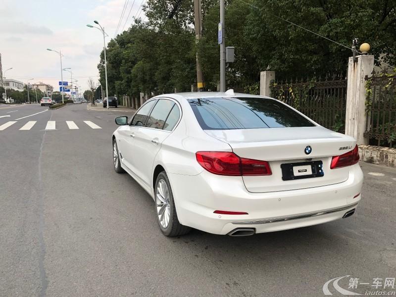 宝马5系 525Li 2018款 2.0T 自动 汽油 豪华套装改款 (国Ⅴ)