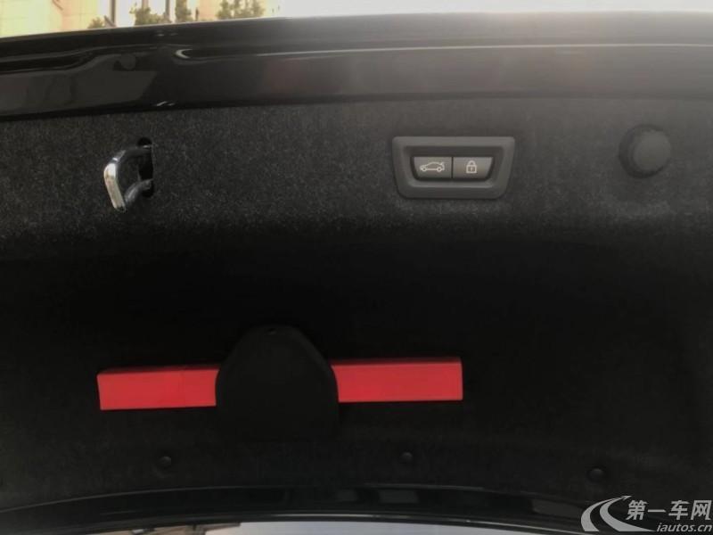 宝马5系 525Li 2019款 2.0T 自动 汽油 M运动套装 (国Ⅵ)