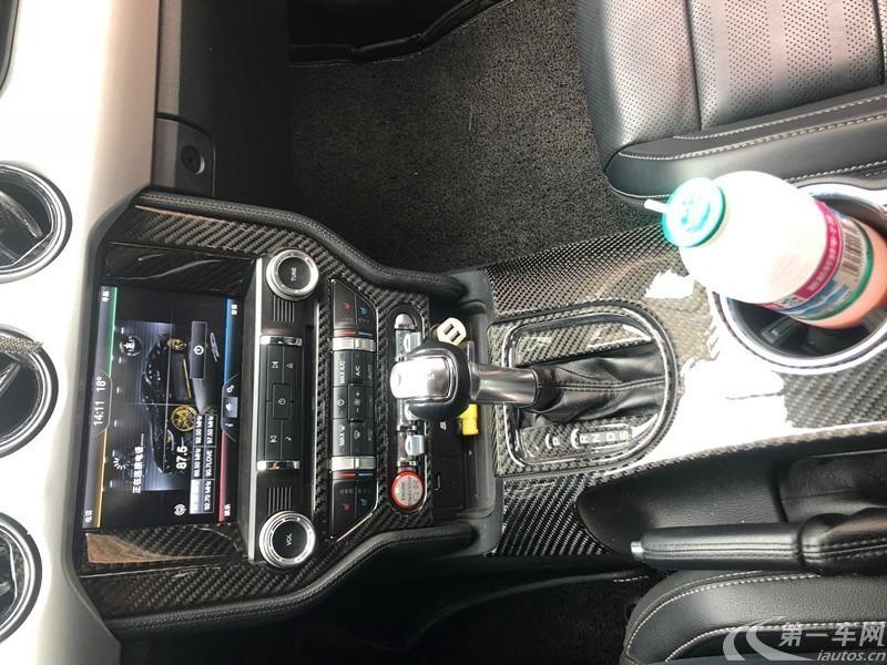 福特野马 [进口] 2016款 2.3T 自动 性能版