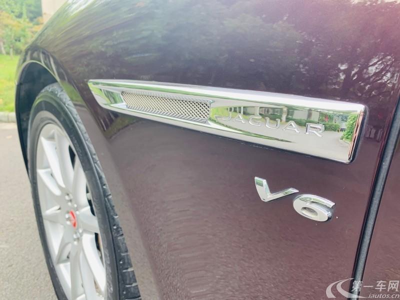 捷豹XJ L [进口] 2015款 2.0T 自动 汽油 典雅商务版 (欧Ⅳ)