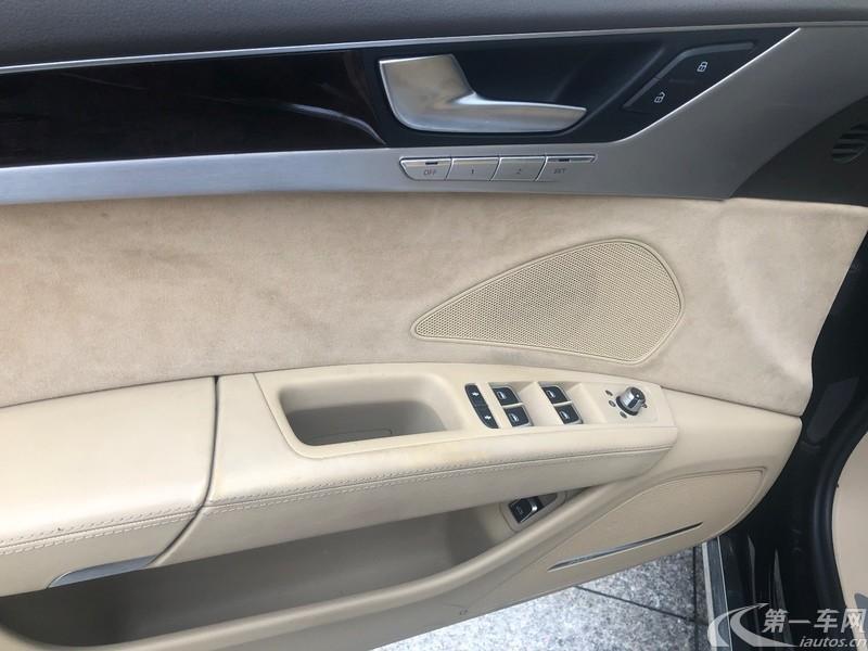 奥迪A8L 45 [进口] 2014款 3.0T 自动 汽油 专享型
