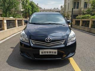 丰田逸致 180G 1.8L 自动 豪华版