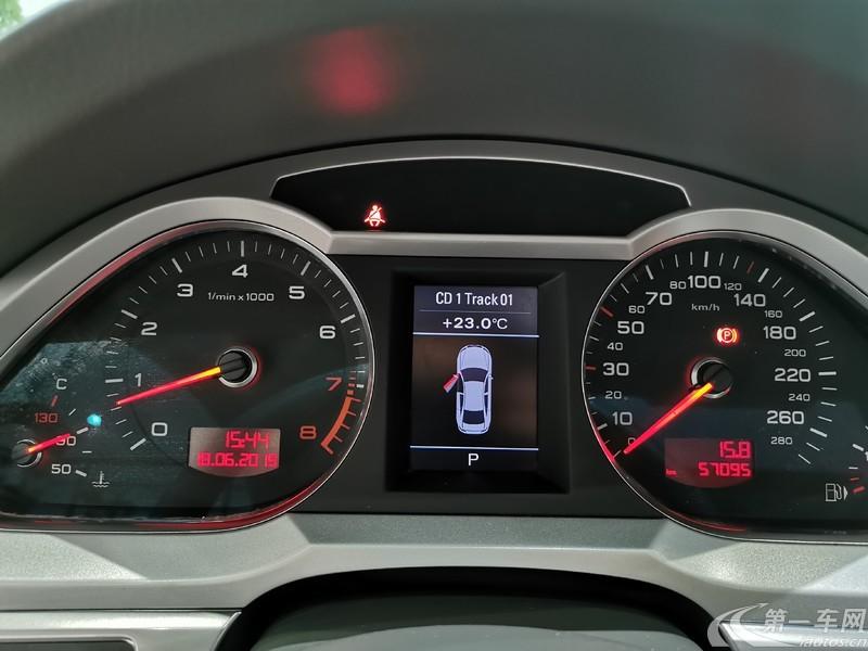 奥迪A6L FSI 2009款 2.8L 自动 豪华型 (国Ⅳ)