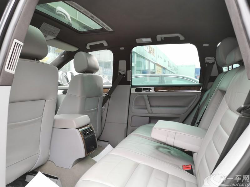 大众途锐 [进口] 2010款 3.6L 自动 四驱 汽油 限量豪华型