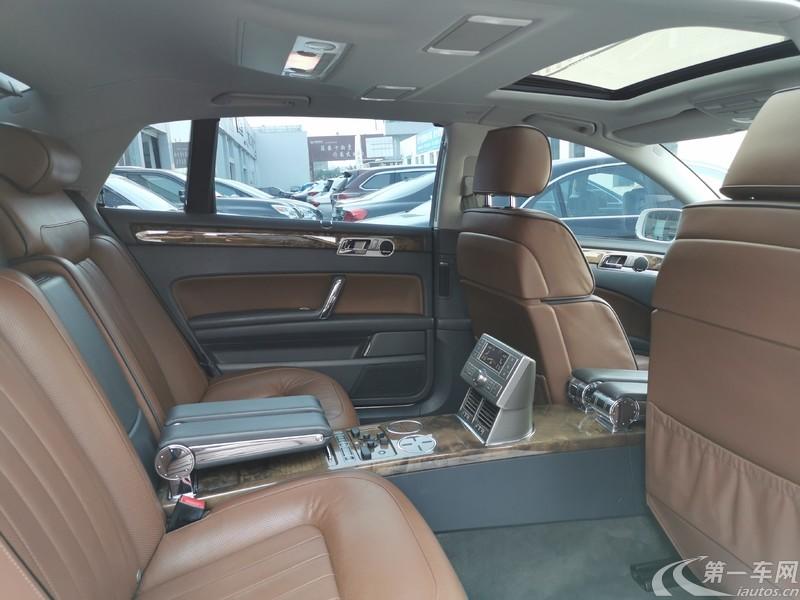 大众辉腾 [进口] 2011款 3.6L 自动 汽油 加长Individual版