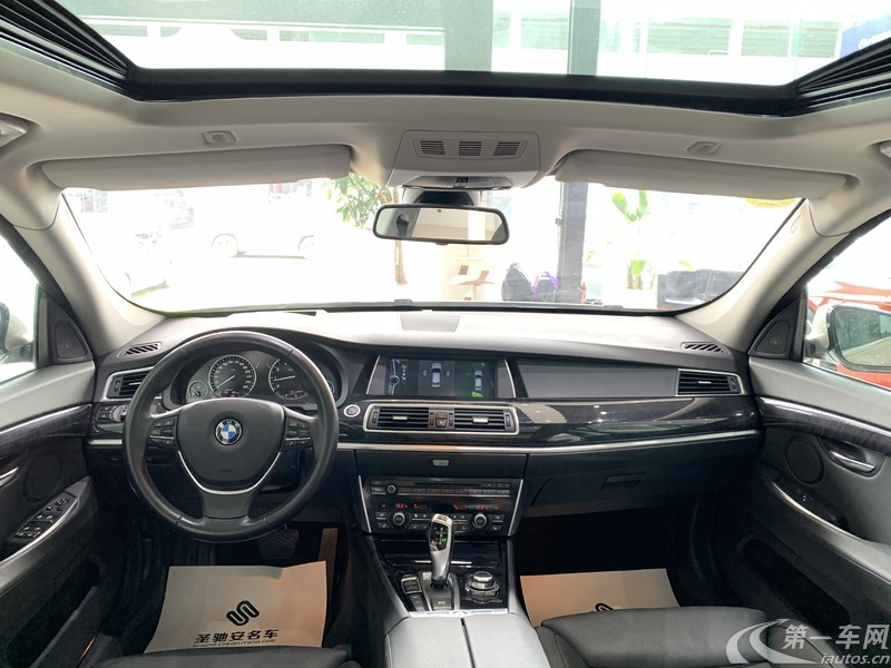宝马5系GT 550i [进口] 2010款 4.4T 自动 汽油