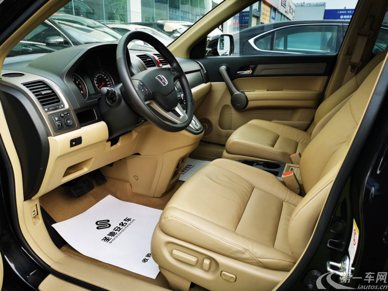 本田CR-V 2007款 2.4L 自动 四驱 尊贵型 (国Ⅳ)