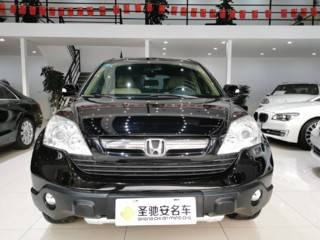 本田CR-V VTi-S 2.4L 自动 尊贵型