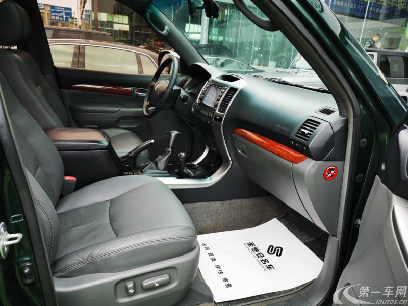 丰田GX 2007款 4.0L 自动 四驱 豪华版 (国Ⅳ)