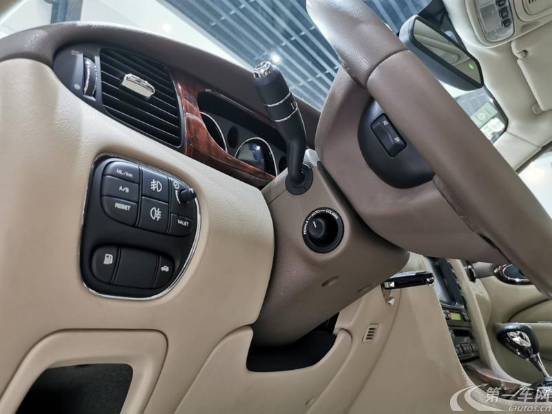 捷豹XJ 6L [进口] 2007款 3.0L 自动 汽油 皇家加长版