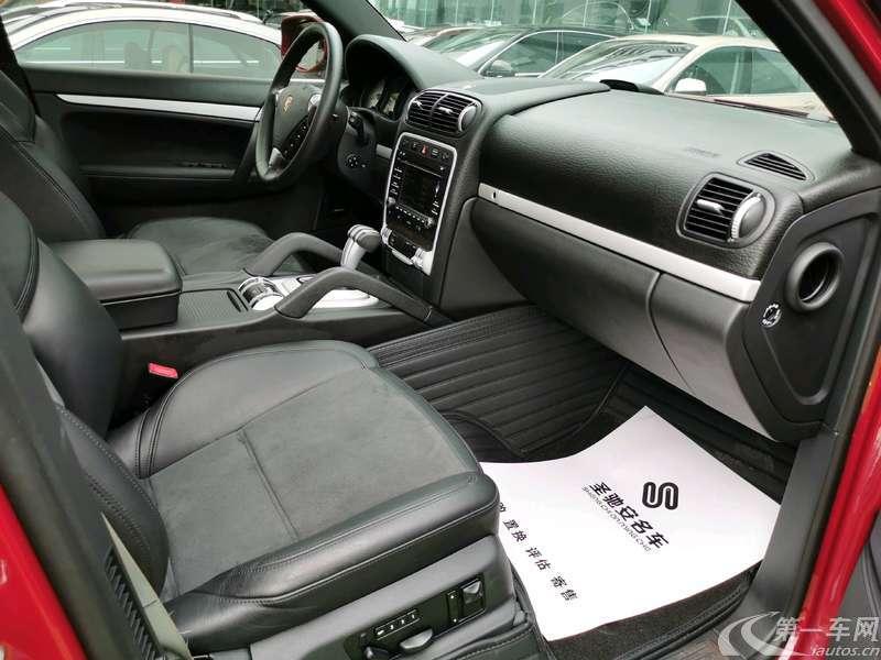保时捷Cayenne [进口] 2007款 3.6L 自动 四驱 汽油