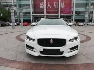 捷豹XE 2.0T