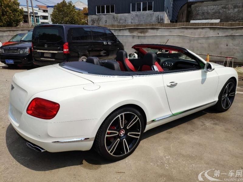 宾利[进口] 2013款 6.0T 自动 Speed (欧Ⅳ)