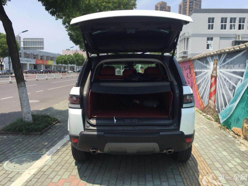 路虎揽胜运动版 [进口] 2017款 3.0T 自动 四驱 HSE
