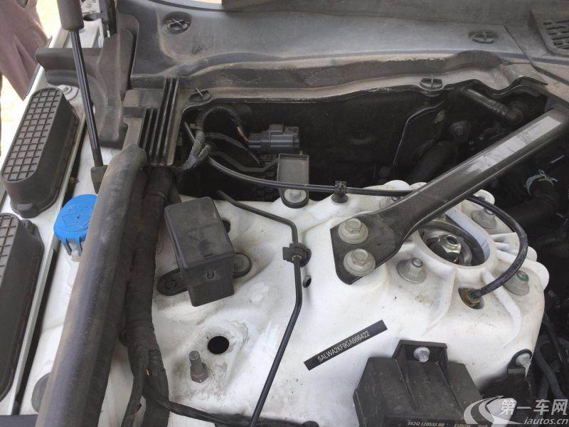 路虎[进口] 2017款 3.0T 自动 四驱 HSE