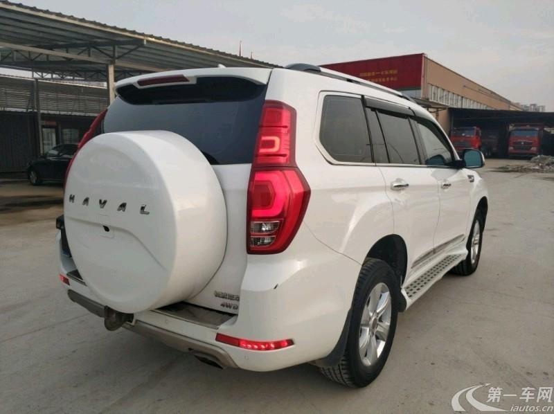 长城哈弗H9 2016款 2.0T 自动 尊贵型 (国Ⅴ)