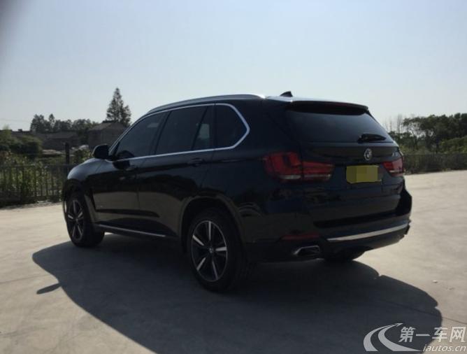 宝马X5 [进口] 2017款 3.0T 自动 四驱 汽油 豪华型