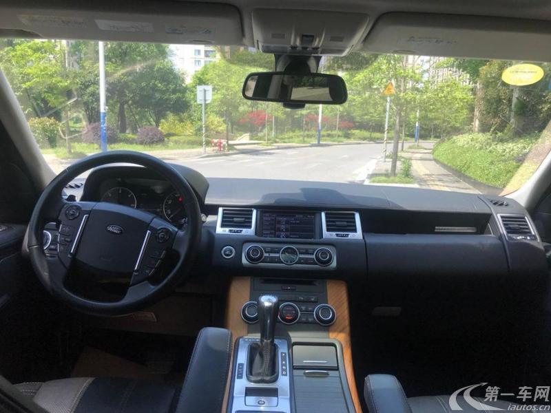路虎揽胜运动版 [进口] 2012款 3.0T 自动 四驱 HSE+