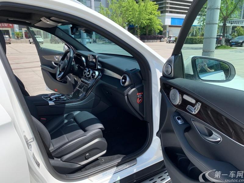 奔驰GLC300 2017款 2.0T 自动 豪华型 (国Ⅴ)