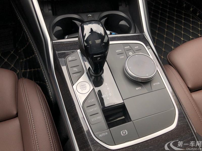 宝马3系 325i 2020款 2.0T 自动 汽油 M运动曜夜版 (国Ⅵ)