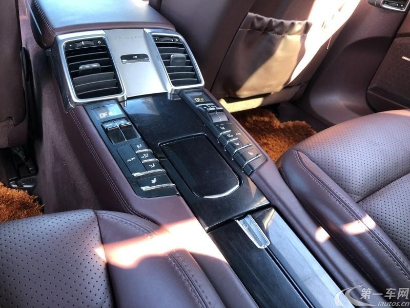 保时捷[进口] 2010款 3.6L 自动 汽油